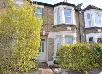 Thumbnail 3 bed flat for sale in Dawlish Road, Leyton, London
