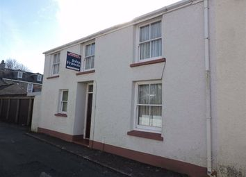 Thumbnail 3 bed cottage for sale in Kensington Street, Fishguard