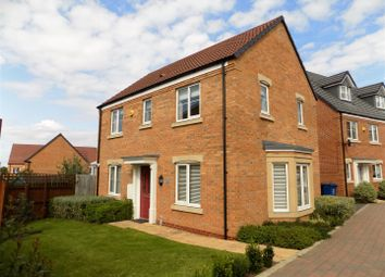 Thumbnail 3 bed detached house for sale in Nene Way, Bingham, Nottingham