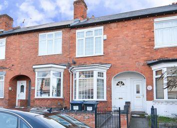 Thumbnail Terraced house for sale in Swindon Road, Birmingham