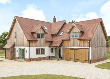 Thumbnail 4 bed detached house for sale in Ghyll House Farm, Broadwater Lane, Copsale, Horsham