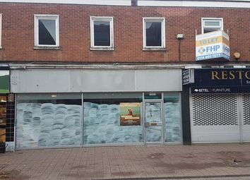 Thumbnail Retail premises to let in 32 Cattle Market, Loughborough, Leicestershire