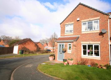 Thumbnail 3 bed semi-detached house for sale in Brecon Avenue, Warndon, Worcester