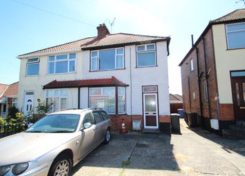 Thumbnail 3 bed semi-detached house for sale in Shafto Road, Ipswich