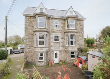 Thumbnail 2 bed maisonette for sale in The Square, Stithians, Truro