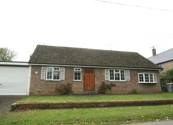 Thumbnail 4 bed detached bungalow to rent in St. Marys Road, Manton, Oakham