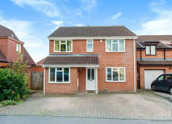 Thumbnail 4 bed detached house for sale in Calcot, Reading