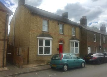 Thumbnail 1 bed flat for sale in Bedford Street, St. Neots, Cambridgeshire