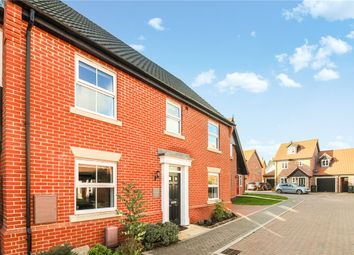 Thumbnail 4 bed detached house for sale in Nelson Close, Poringland, Norwich, Norfolk