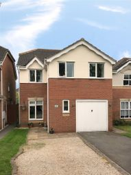 Thumbnail 3 bed detached house for sale in Greenfield Road, Measham, Swadlincote