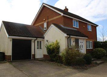 Thumbnail Detached house for sale in Stonham Aspal, Stowmarket, Suffolk