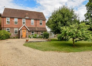 Thumbnail 5 bed detached house for sale in Bury Common, Bury