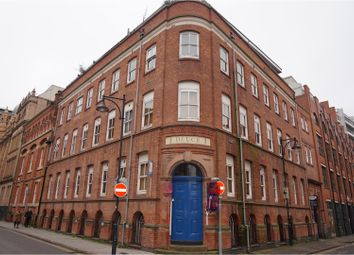 Thumbnail 2 bedroom flat for sale in 20 Wimbledon Street, Leicester