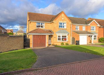 4 bed detached house for sale in Tattershall Close, Grantham NG31