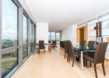 Thumbnail 2 bedroom flat to rent in No. 1 West India Quay, 26 Hertsmere Road, Canary Wharf