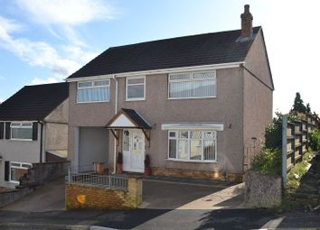 Thumbnail 4 bed detached house for sale in Bath Avenue, Morriston, Swansea