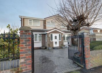 Thumbnail 4 bed detached house for sale in Whitefield Crescent, Penshaw, Houghton Le Spring