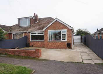 Thumbnail 2 bed semi-detached bungalow for sale in St. Christophers Road, Humberston