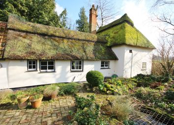 Thumbnail 2 bed cottage to rent in Fowlmere Road, Shepreth, Royston