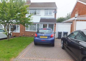 3 bed semi-detached house to rent in Listowel Road, Kings Heath, Birmingham B14