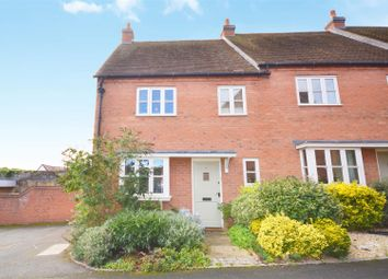 Thumbnail 2 bed end terrace house for sale in Honeybourne Road, Bidford-On-Avon, Alcester