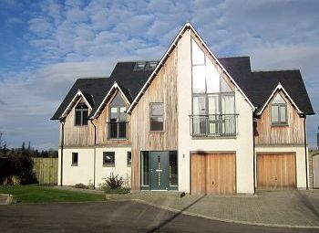 Thumbnail 5 bed detached house to rent in Allanfield, Tullibardine, Gleneagles