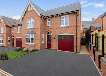 Thumbnail 4 bed property to rent in Spring Avenue, Ashby-De-La-Zouch