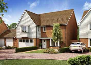 "Thumbnail 4 bedroom detached house for sale in ""Shelbourne"" at Langmore Lane, Lindfield, Haywards Heath"