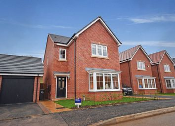 Thumbnail 4 bed detached house for sale in Dane Valley Road, Congleton