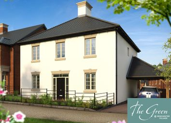 "Thumbnail 4 bed detached house for sale in ""The Jane @ The Green"" at Pitt Road, Winchester"