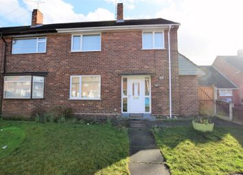 Thumbnail 3 bed end terrace house for sale in Helsby Avenue, Eastham