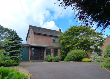 Thumbnail 3 bed detached house for sale in Yeaveley, Nr Ashbourne Derbyshire