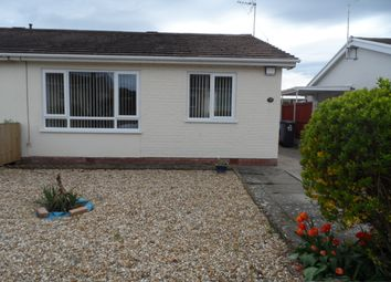Thumbnail 2 bed semi-detached bungalow to rent in Grosvenor Road, Prestatyn