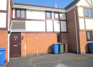 Thumbnail 3 bed terraced house to rent in Lakeland Gardens, Chorley