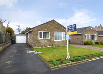 Thumbnail 3 bedroom detached bungalow to rent in Moor Croft, Bingley, West Yorkshire