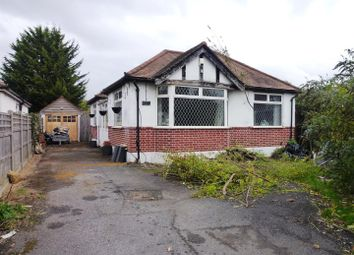 Thumbnail 2 bed detached bungalow for sale in Kingston Road, Ewell, Epsom