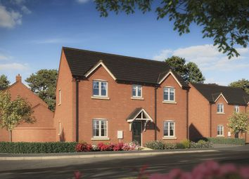 "Thumbnail 4 bed detached house for sale in ""The Corelli"" at Milestone Road, Stratford-Upon-Avon"