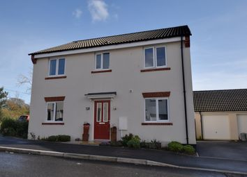 Thumbnail 4 bed detached house for sale in Brewery Drive, St. Austell, Cornwall
