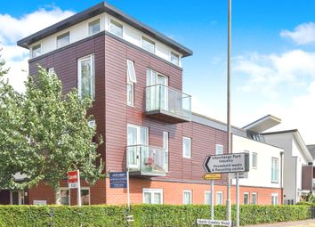 Thumbnail 1 bed flat for sale in North Crawley Road, North Crawley, Newport Pagnell