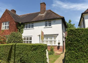 Thumbnail 3 bed semi-detached house for sale in Brookland Rise, London NW11,