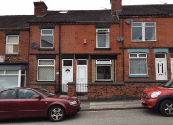 Thumbnail 2 bed terraced house to rent in Hamil Road, Burslem, Stoke-On-Trent