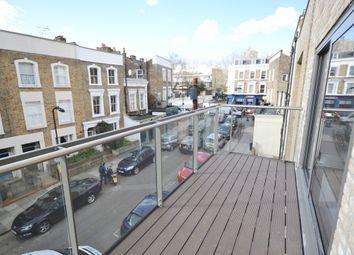 Thumbnail 2 bed flat to rent in Allcroft Road, Kentish Town, London
