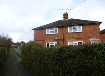 Thumbnail 3 bed semi-detached house for sale in Lenthay Road, Sherborne