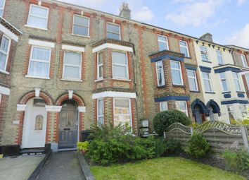 Thumbnail 1 bed flat for sale in Folkestone Road, Dover