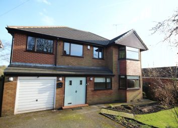 Thumbnail 4 bed detached house for sale in Hutchinson Road, Norden, Rochdale