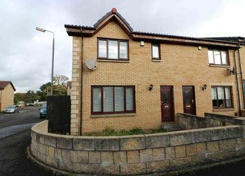 Thumbnail 3 bedroom end terrace house for sale in Earlybraes Gardens, Barlanark