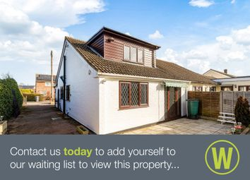 Thumbnail 2 bed property for sale in Nightingale Avenue, Bassingbourn, Royston