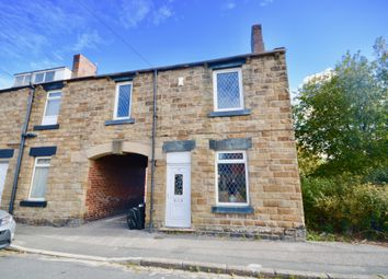 Thumbnail 3 bed terraced house for sale in Cross Street, Wombwell, Barnsley
