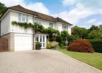 Thumbnail 4 bed detached house for sale in Hurst Farm Road, East Grinstead, West Sussex