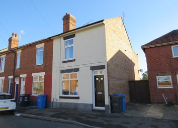 Thumbnail 2 bedroom end terrace house for sale in Burnaby Street, Alvaston, Derby